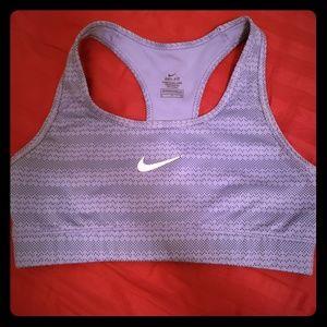 Nike Dri Fit sports bra